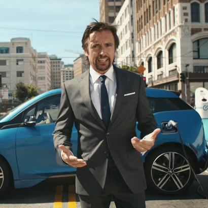 """LeasePlan präsentiert """"What's next"""" Kampagne mit """"Top Gear"""" Star Richard Hammond und leitet Neupositionierung ein"""